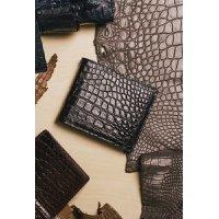 Як відрізнити шкіру крокодила від підробки при покупці сумки?