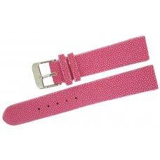 Ремешок для часов из кожи ската STWS 01 Pink