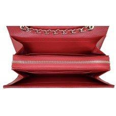 Клатч жіночий зі шкіри ската ST 250 Red Rose 2