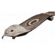 Ремінь зі шкіри кобри 105 CBB H Natural