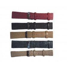 Ремінець для годинника зі шкіри ската STWS 04 SA